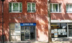 Façade du FIDE Formation Paris